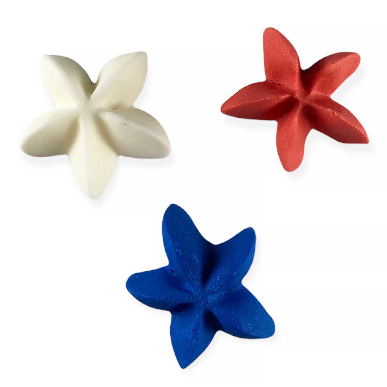 Icing Layons - Patriotic Stars