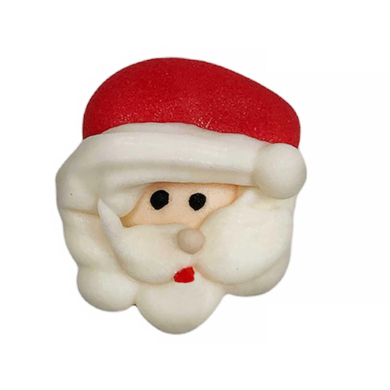 Icing Layons - Mini Santa Face