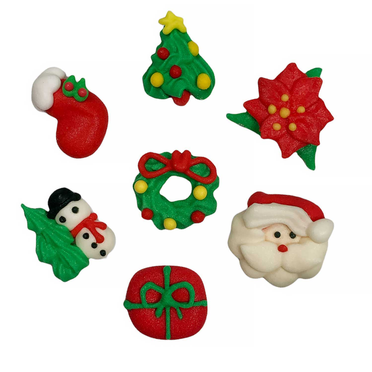Icing Layons - Christmas Assortment