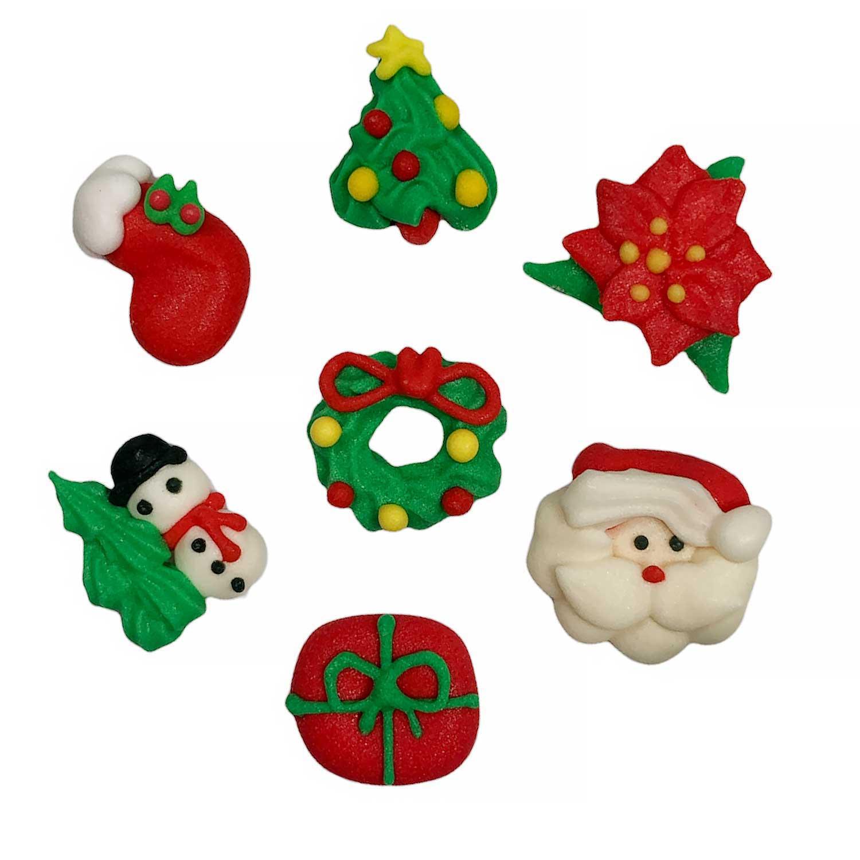 Icing Layons - Christmas Assortment