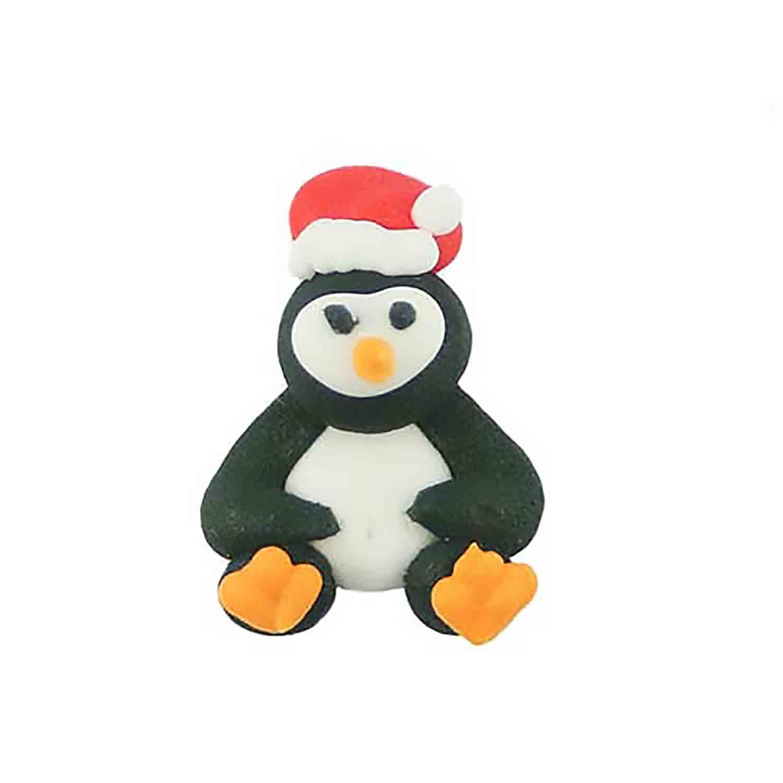 Icing Layons - Mini Christmas Penguin