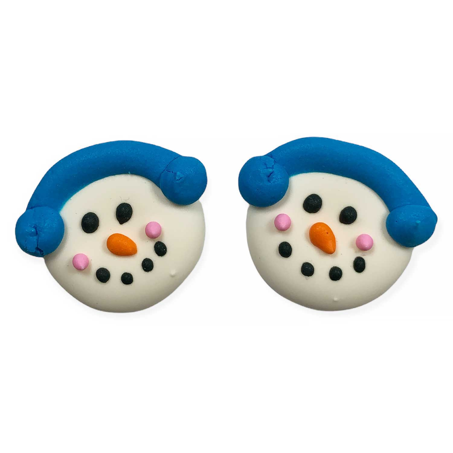 Icing Layons - Snowman Face