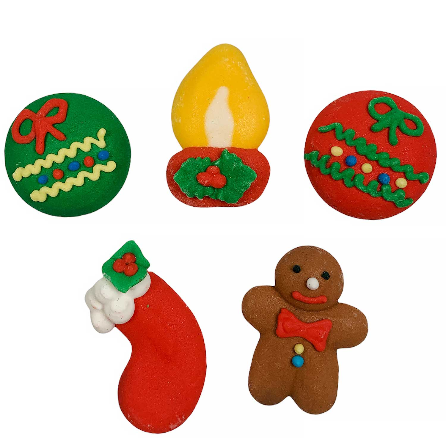 Icing Layons - Christmas Fun Assortment