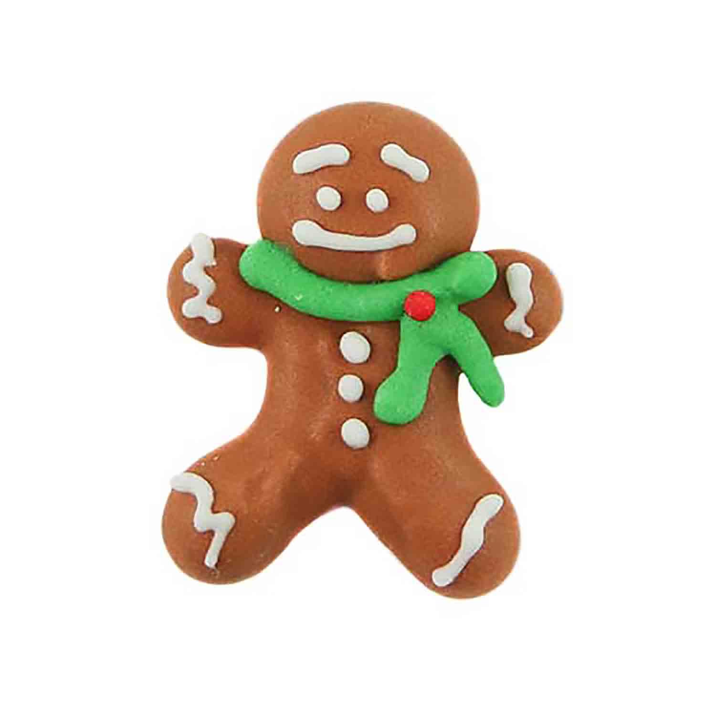 Icing Layons - Gingerbread Man