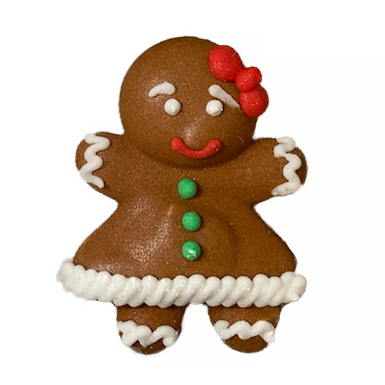 Icing Layons - Gingerbread Girl
