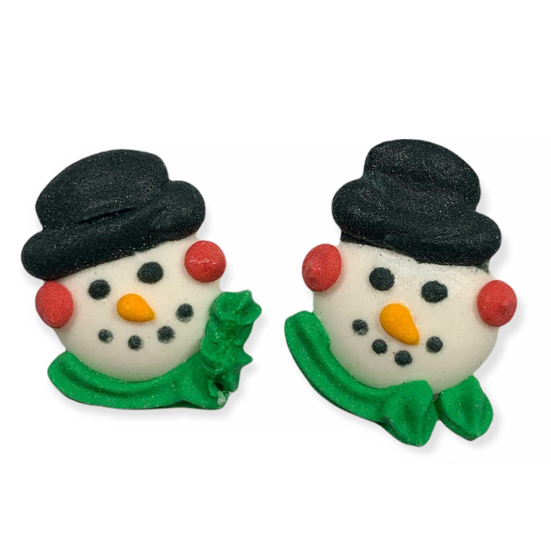 Icing Layons - Snowman Head