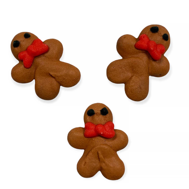 Icing Layons - Tiny Gingerbread Men