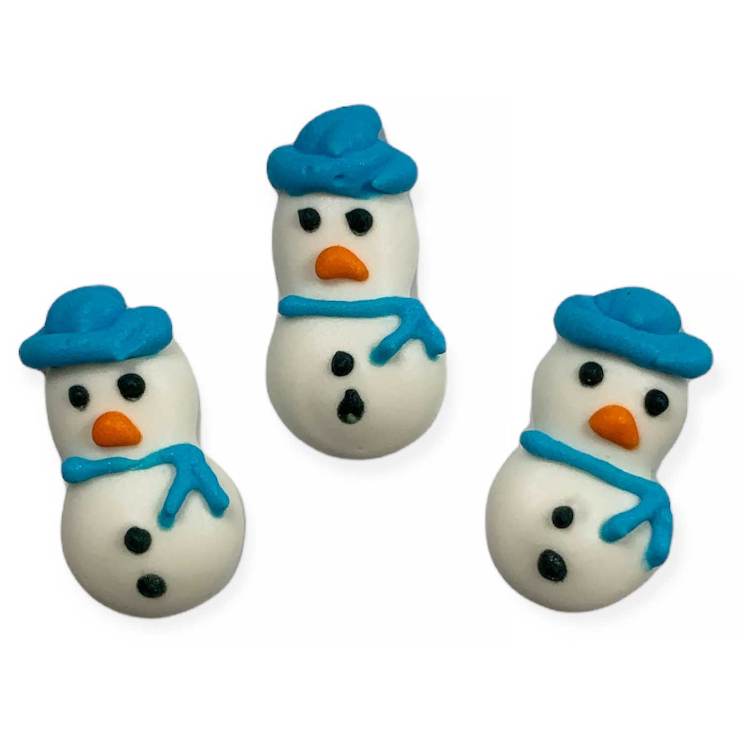 Icing Layons - Tiny Snowmen