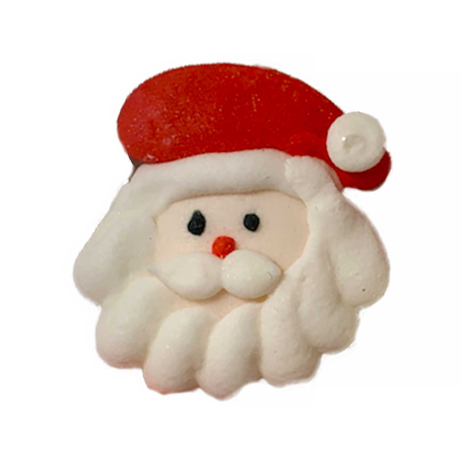 Icing Layons - Santa Claus Face