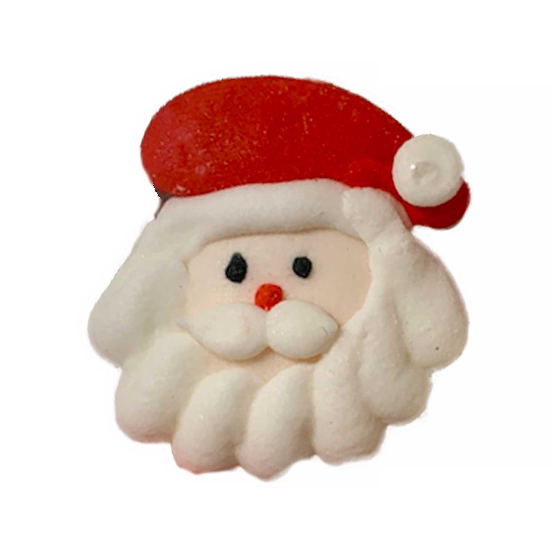 Icing Layons - Santa Claus Face