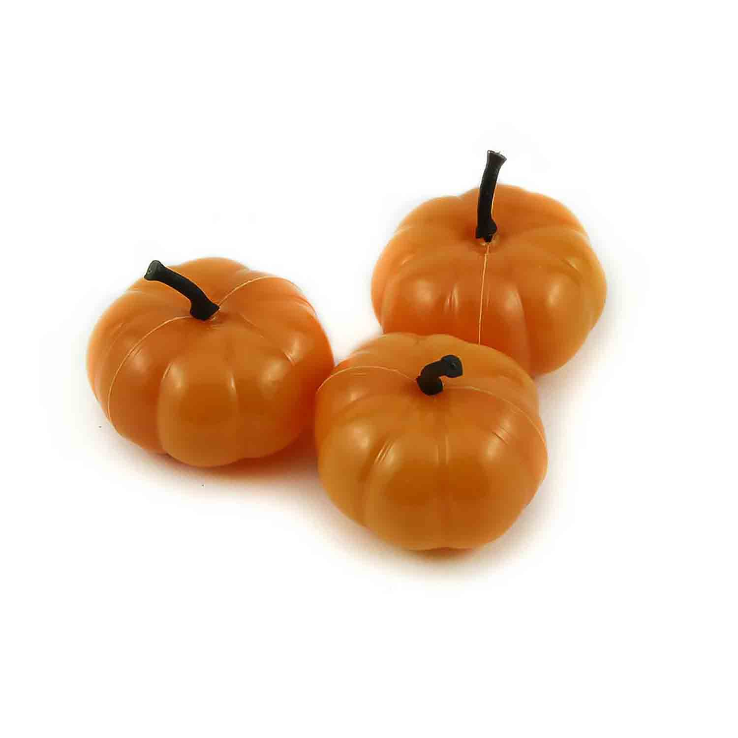 3-D Pumpkin Toppers