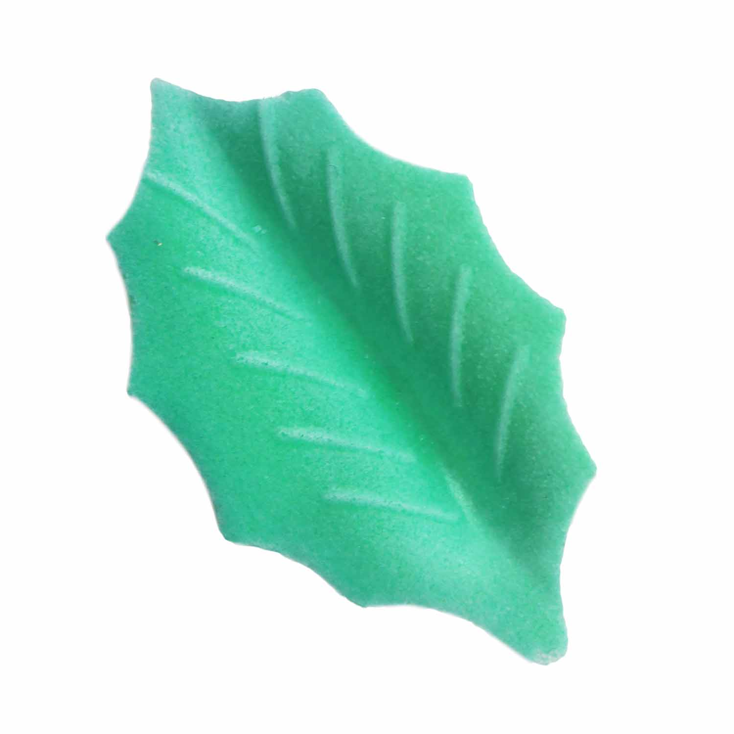 Holly Wafer Paper Leaves