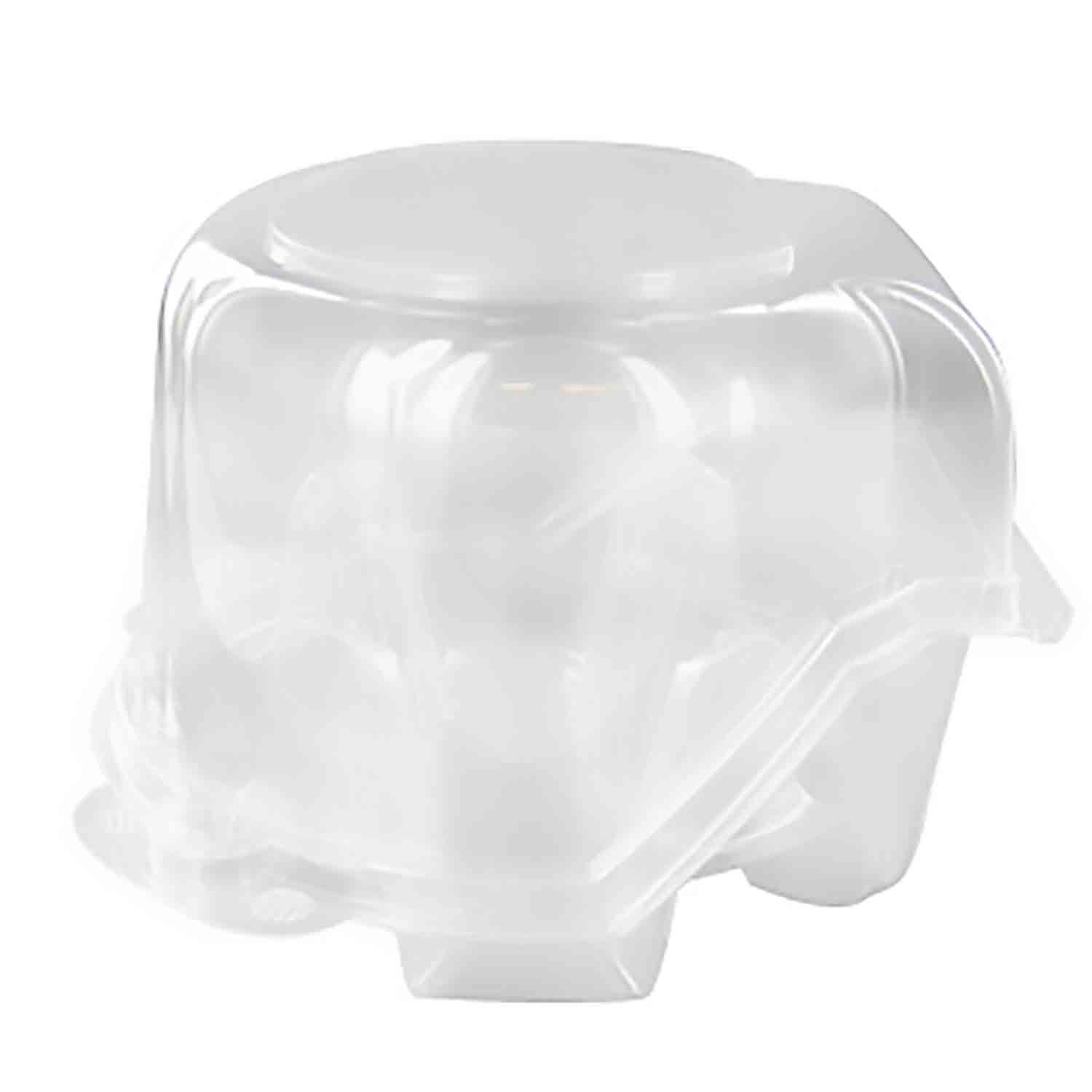Plastic Shell - Holds 1 Standard Size Cupcake