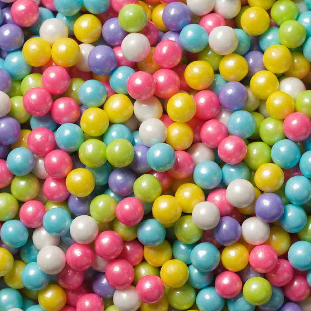 Pearl Assorted Candy Beads