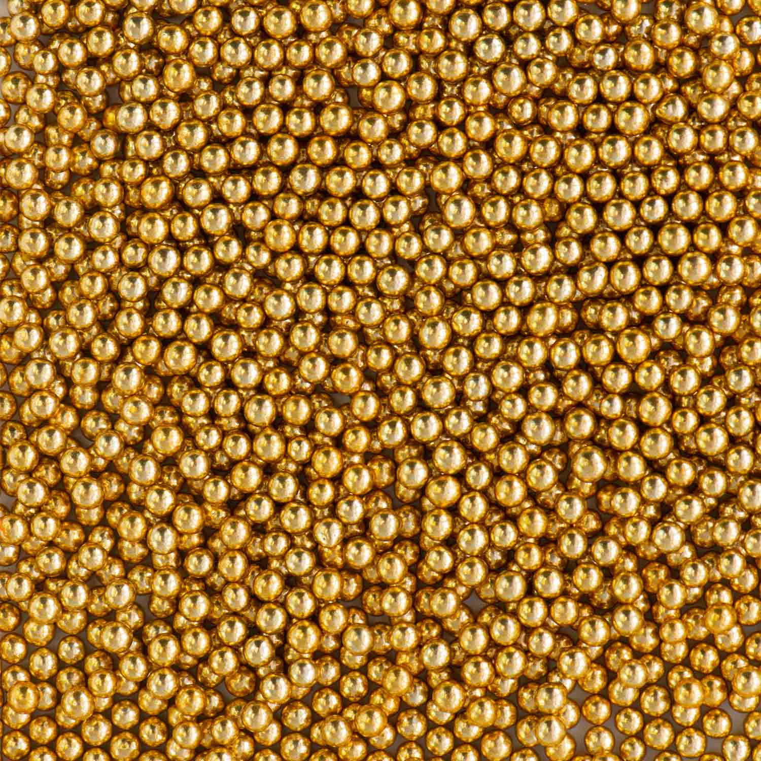 5mm Gold Dragees
