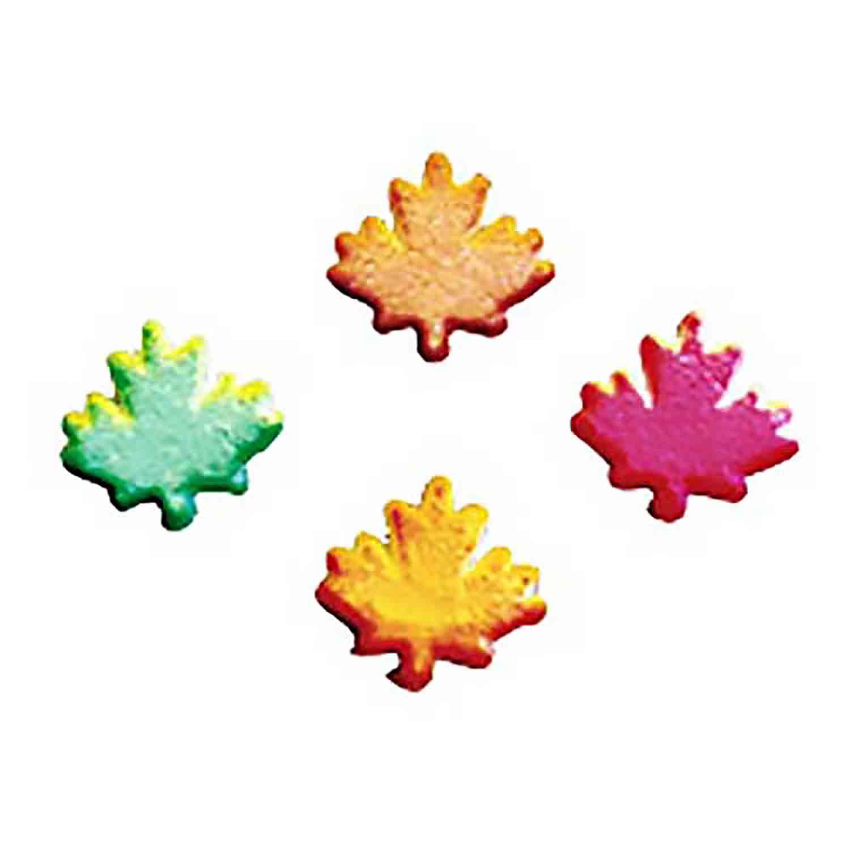 Sugar Layons - Autumn Leaf Assortment
