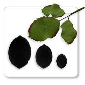 JEM Cutters - Rose Leaf