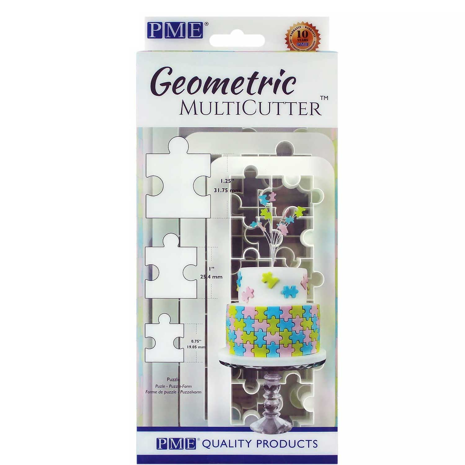 Puzzle Geometric Multicutter™ Set