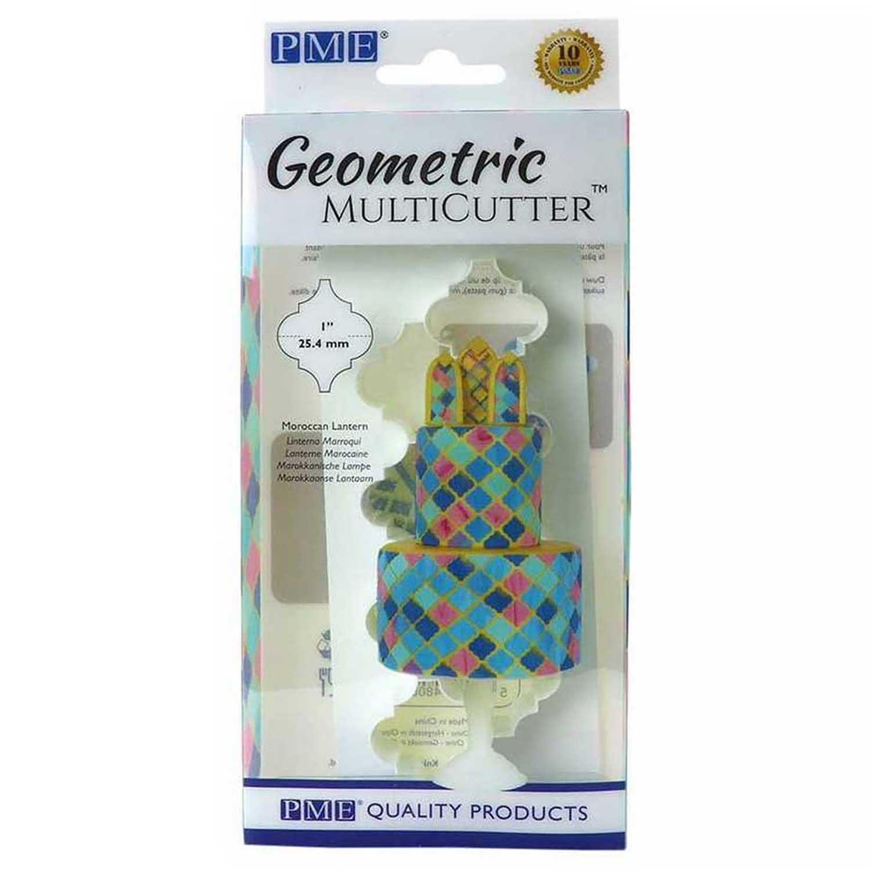 Moroccan Lantern Geometric Multicutter™ Set