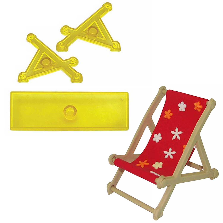 JEM Cutter - Deck Chair
