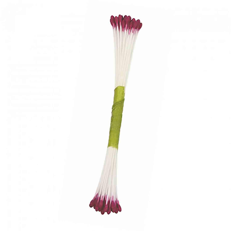 Purple Stamens - Medium