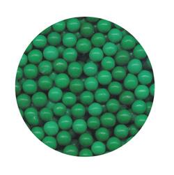 Green Sugar Pearls / Dragees