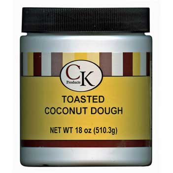 Toasted Coconut Dough