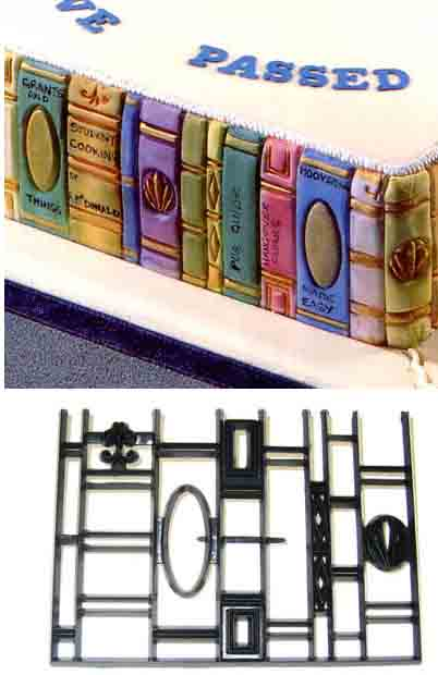 Book Ends Patchwork Cutter