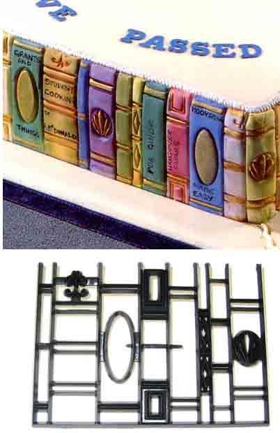 Book Ends Patchwork Cutter