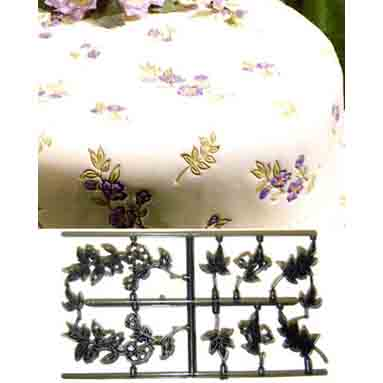 Blossoms and Leaves Patchwork Cutter Set