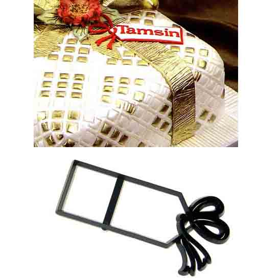 Gift Tag Patchwork Cutter