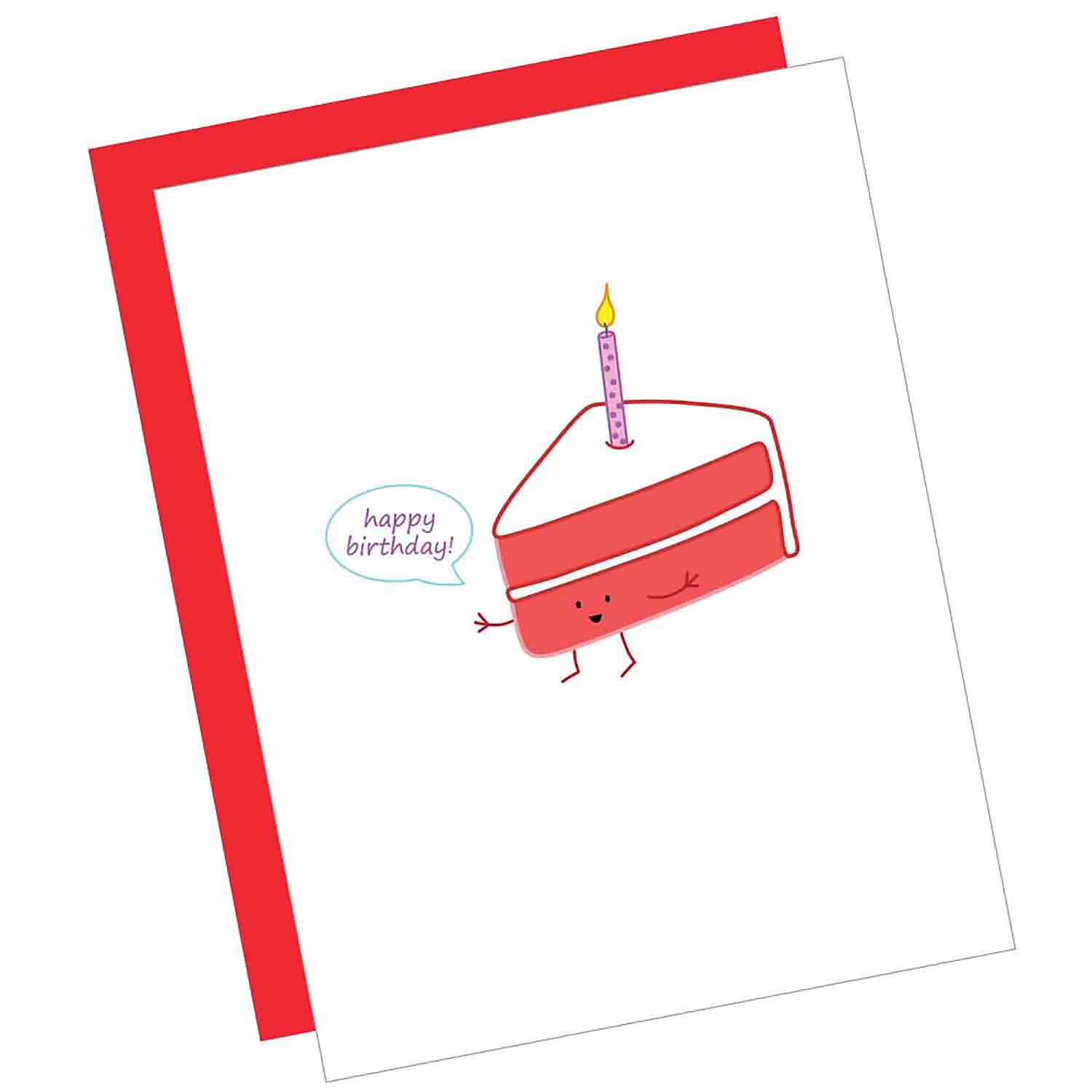 Notecard - Happy Birthday