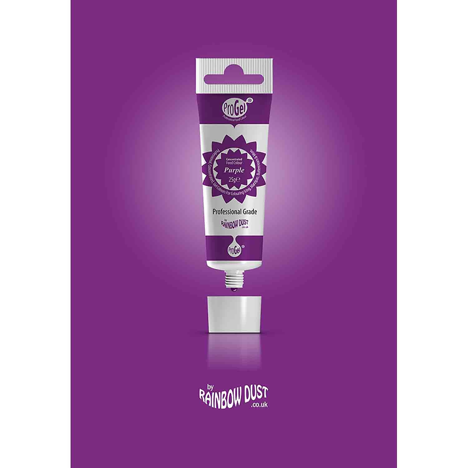 Purple ProGel® Food Color