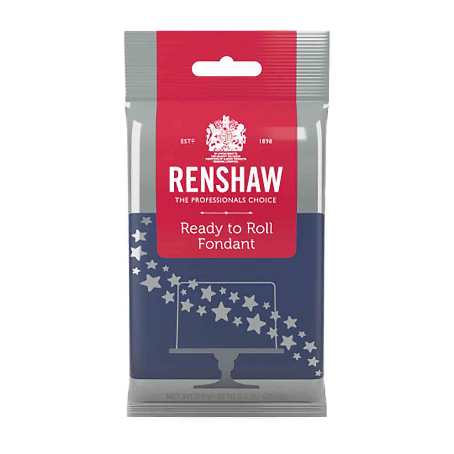 Navy Ready to Roll Fondant by Renshaw