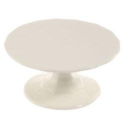 Meringue White Cupcake Stand