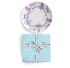 Happy Birthday Platter