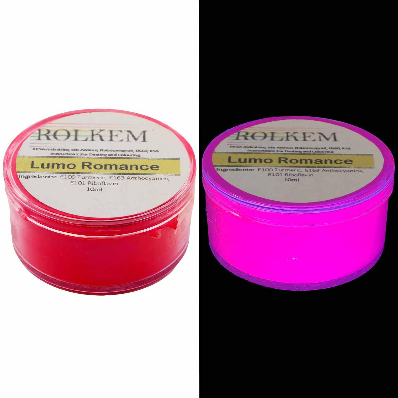Lumo Romance UV Powder