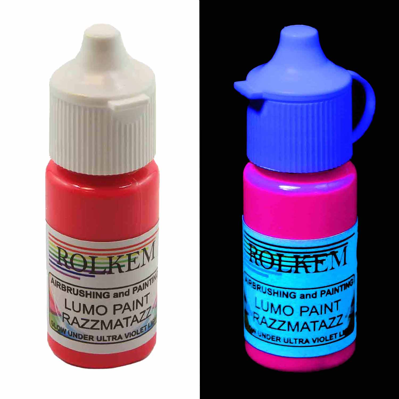 Lumo Razzmatazz UV Paint