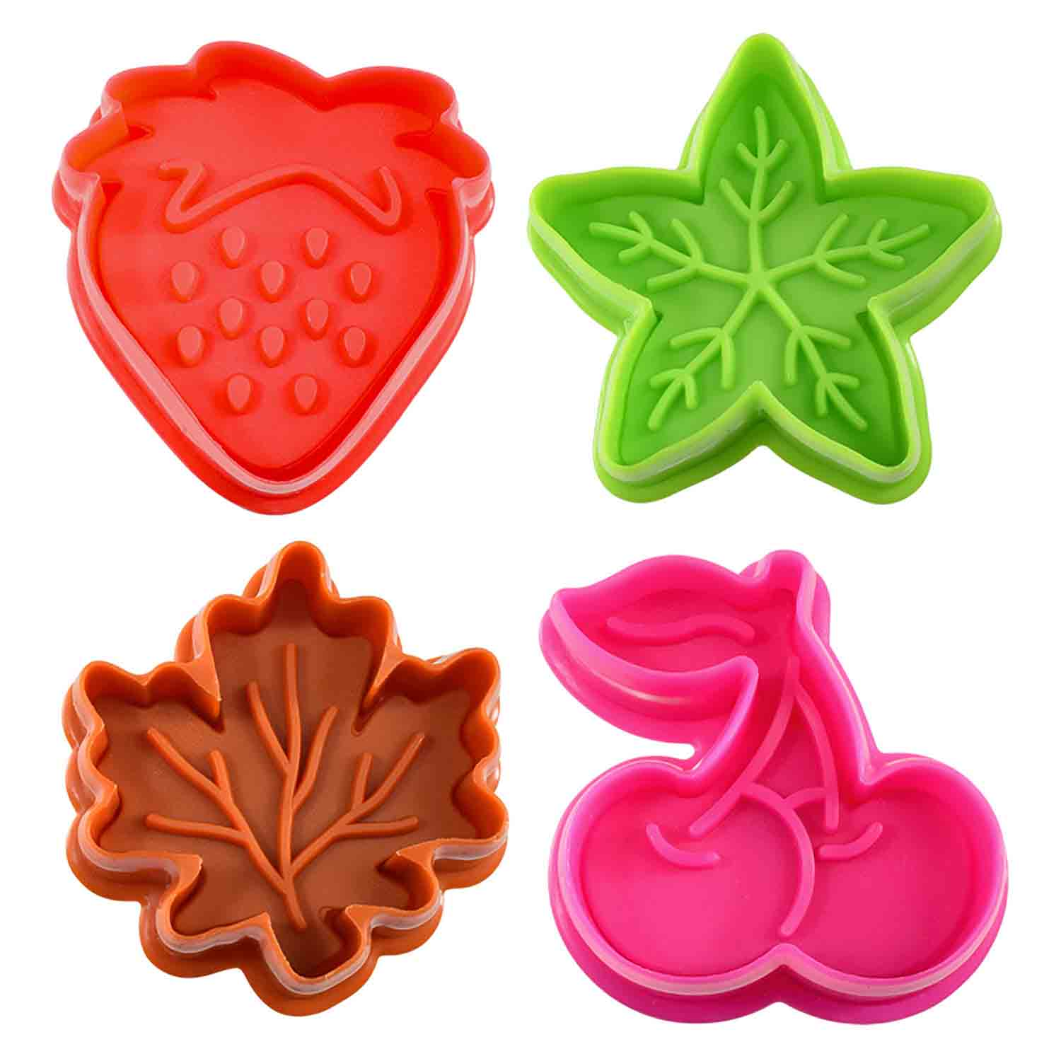 General Cookie Cutter Stamp Set