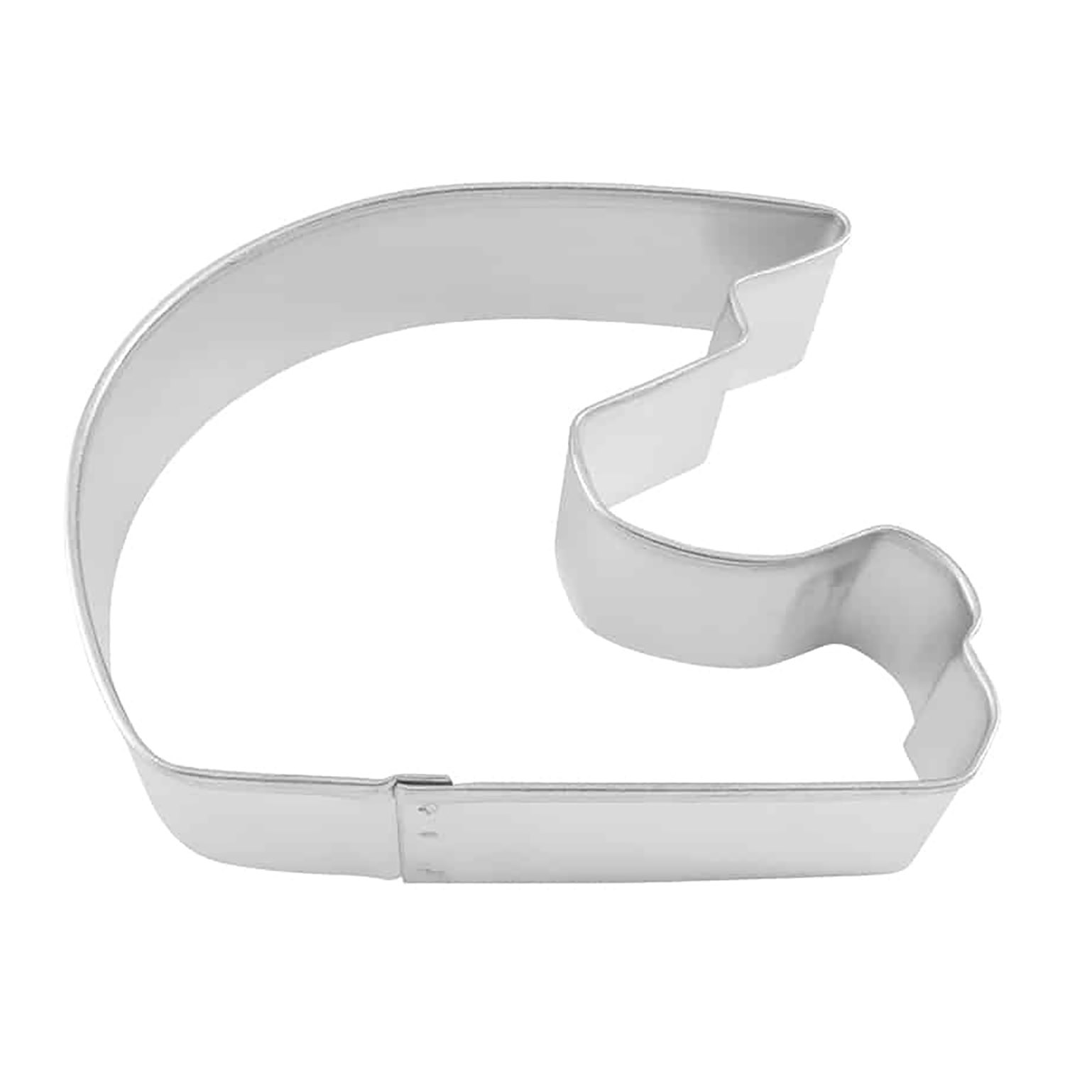 Racing Helmet Cookie Cutter
