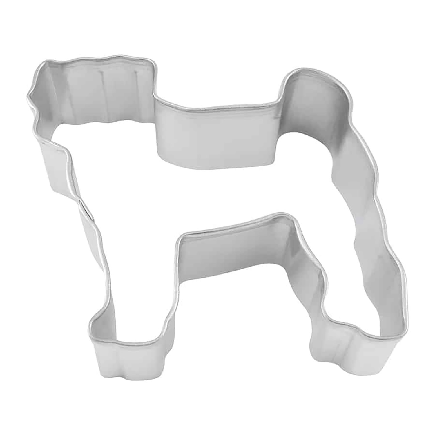 Pug Dog Cookie Cutter