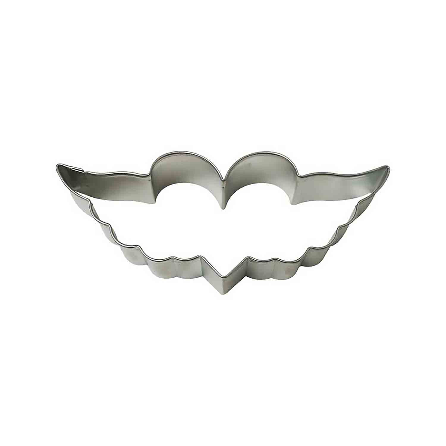 Heart With Wings Cookie Cutter