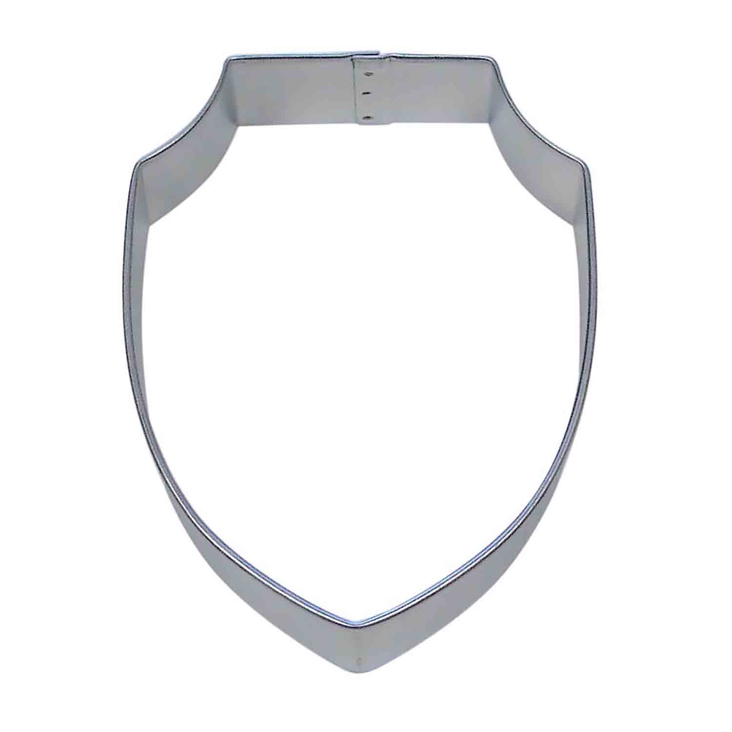 Shield Plaque Cookie Cutter