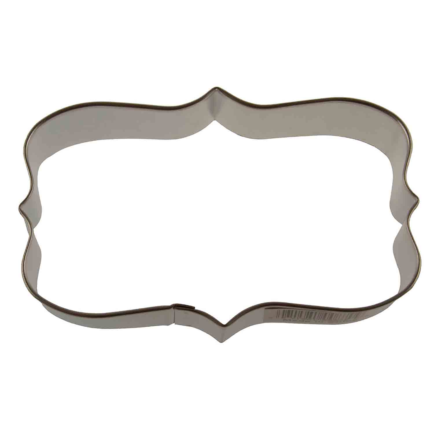 rectangle plaque cookie cutter rm0870 country kitchen
