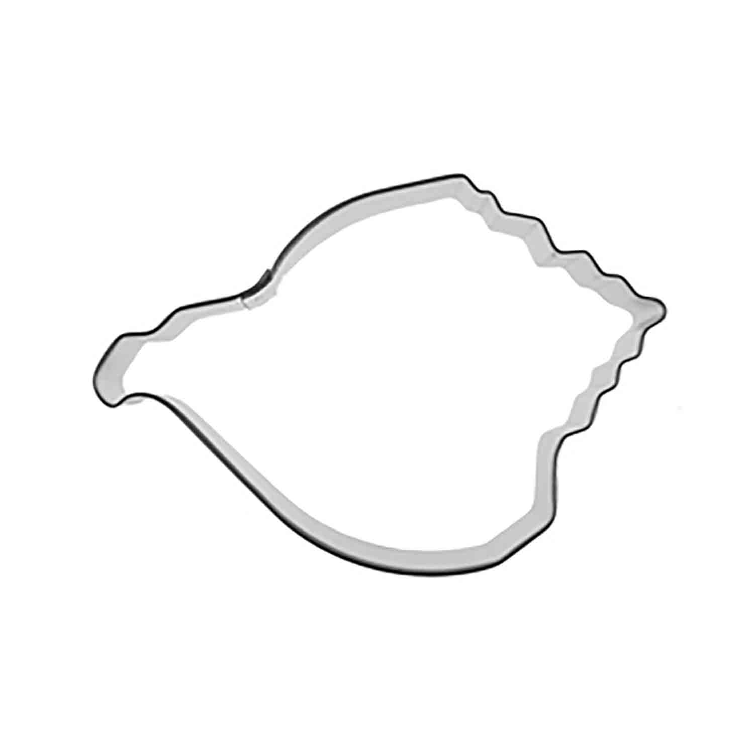 Conch Shell Cookie Cutter