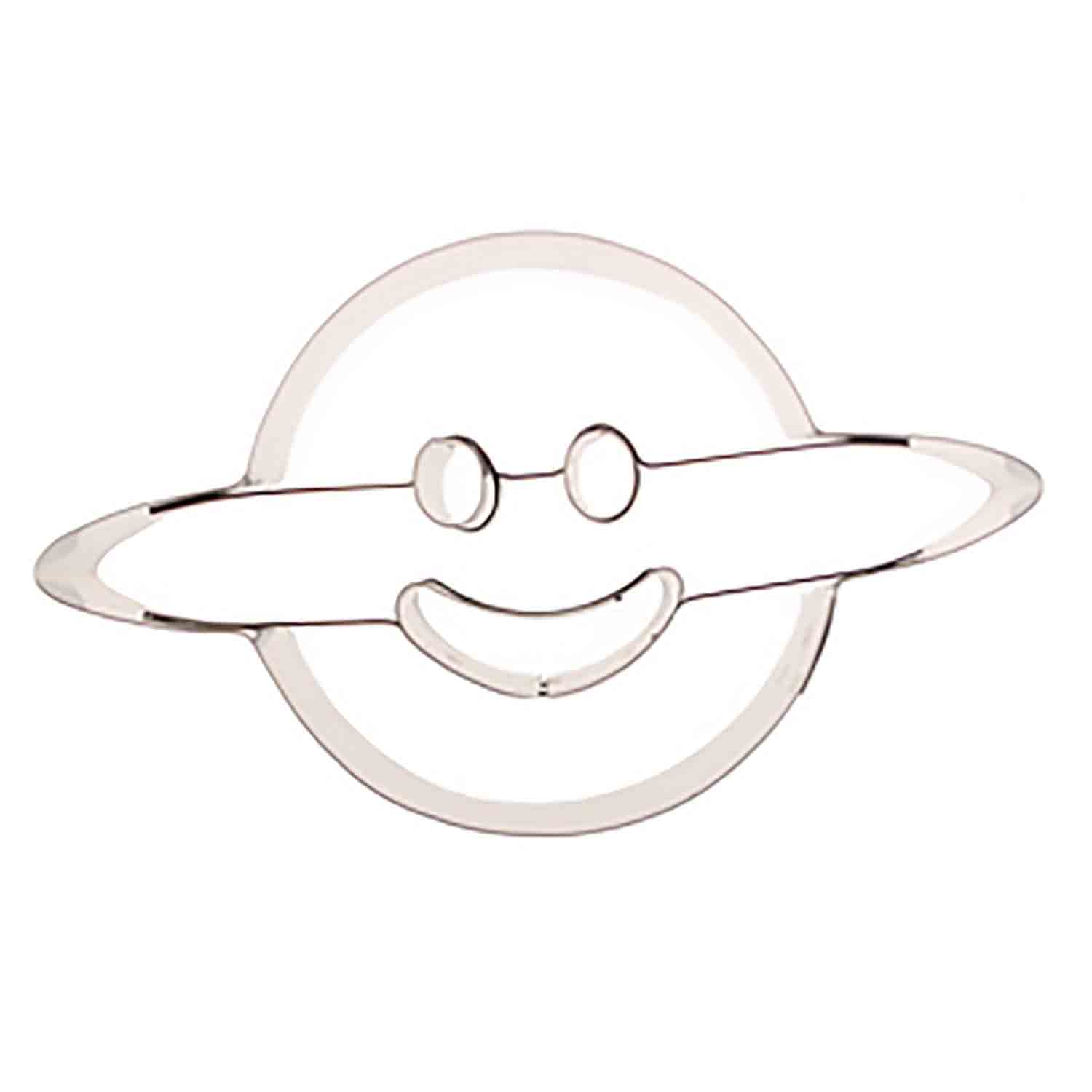 Saturn Cookie Cutter