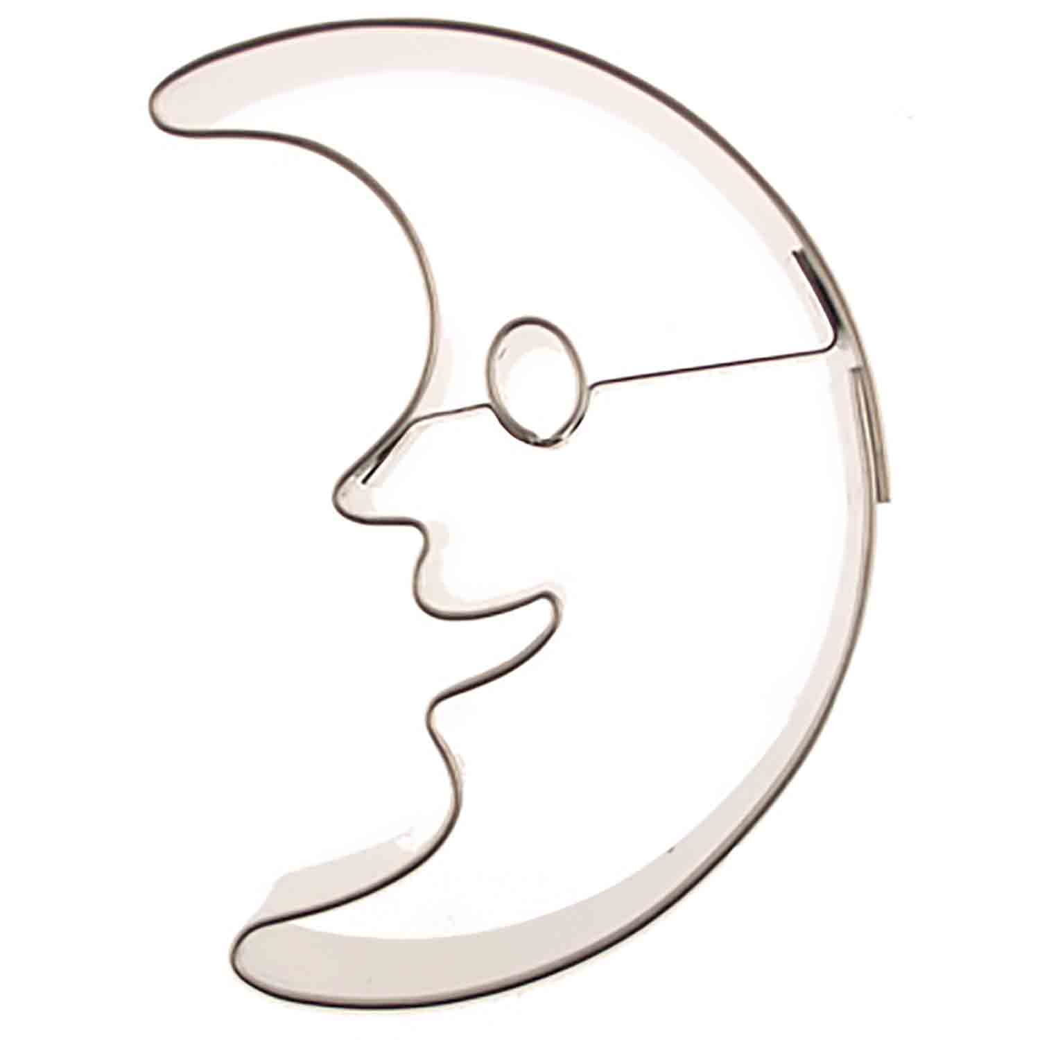 Moon Astro Cookie Cutter