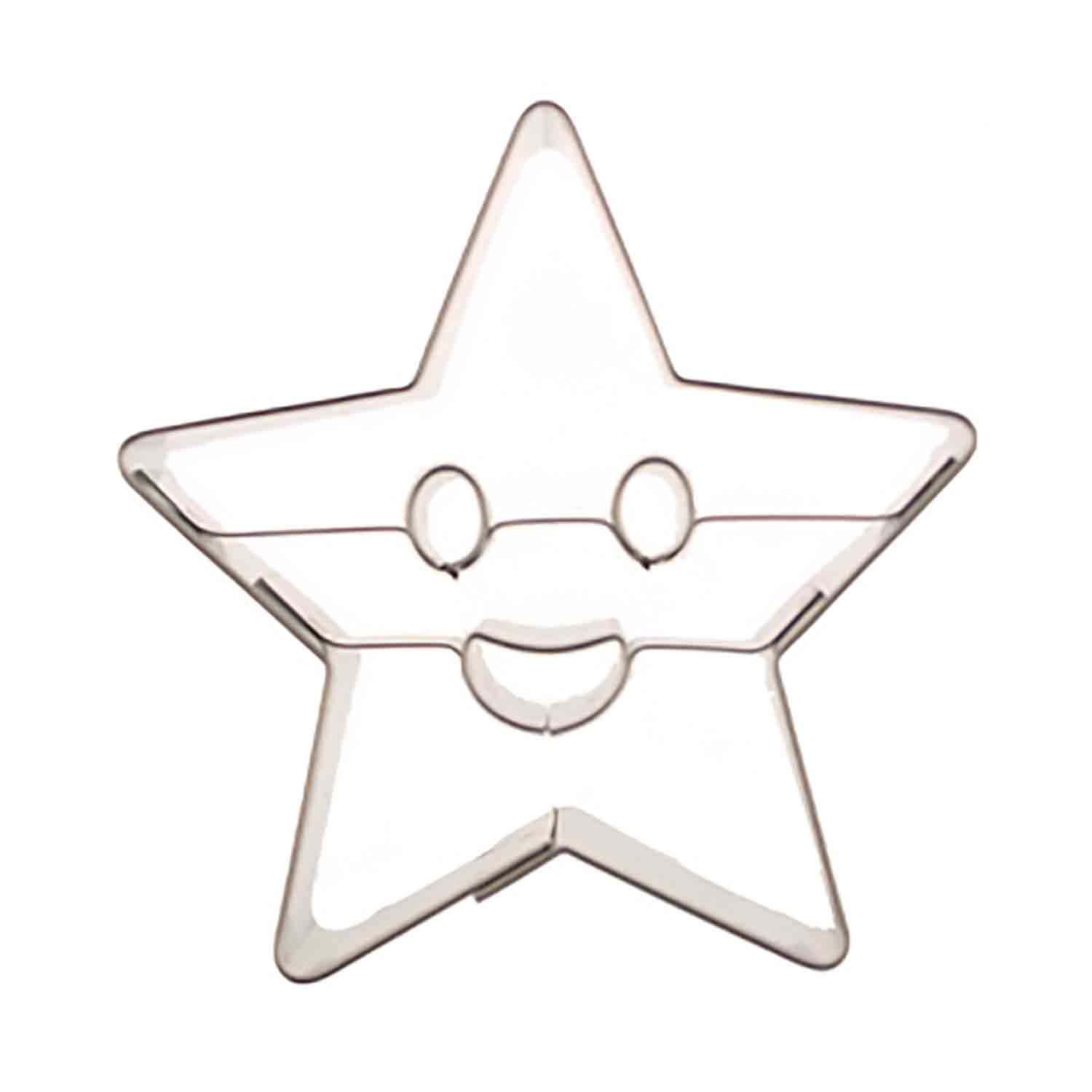 Star Astro Cookie Cutter