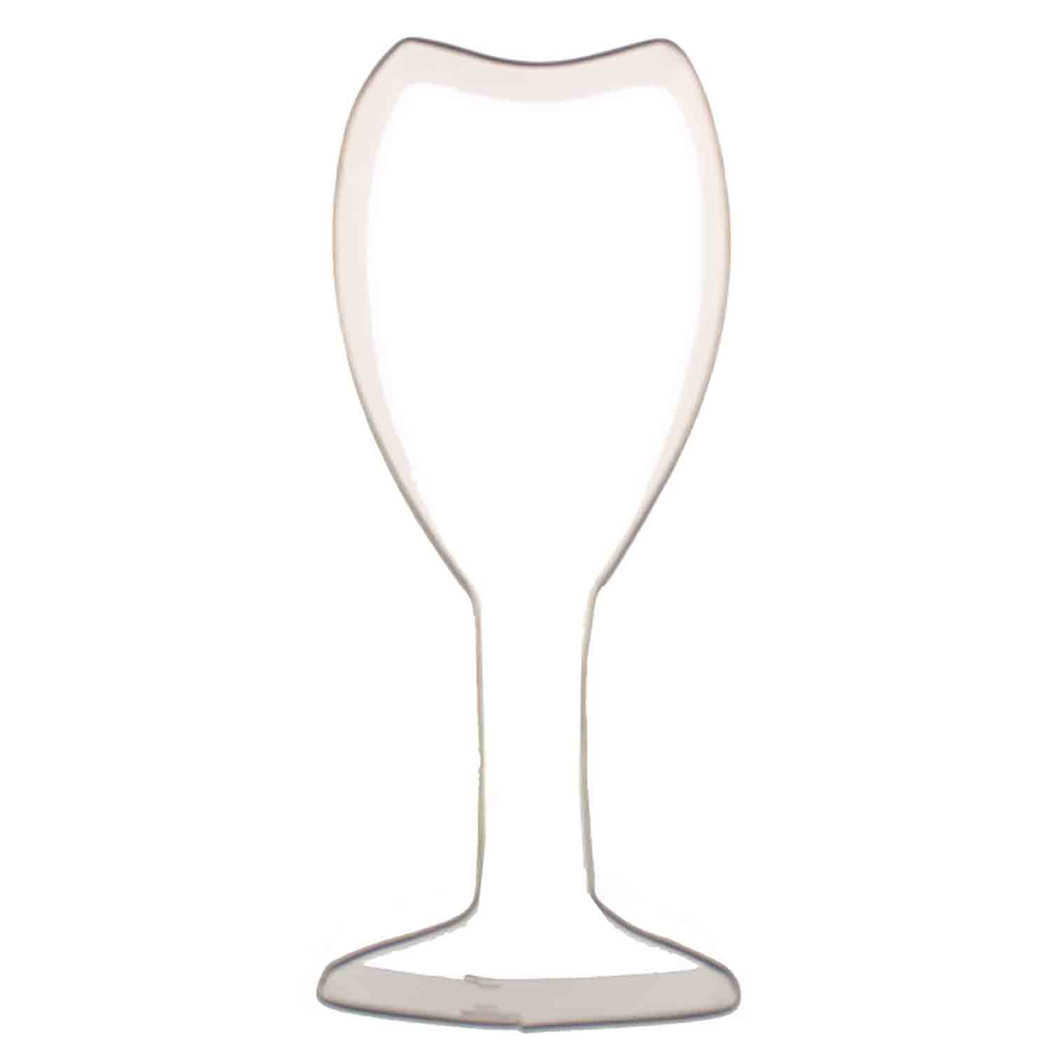 Wine Glass Cookie Cutter