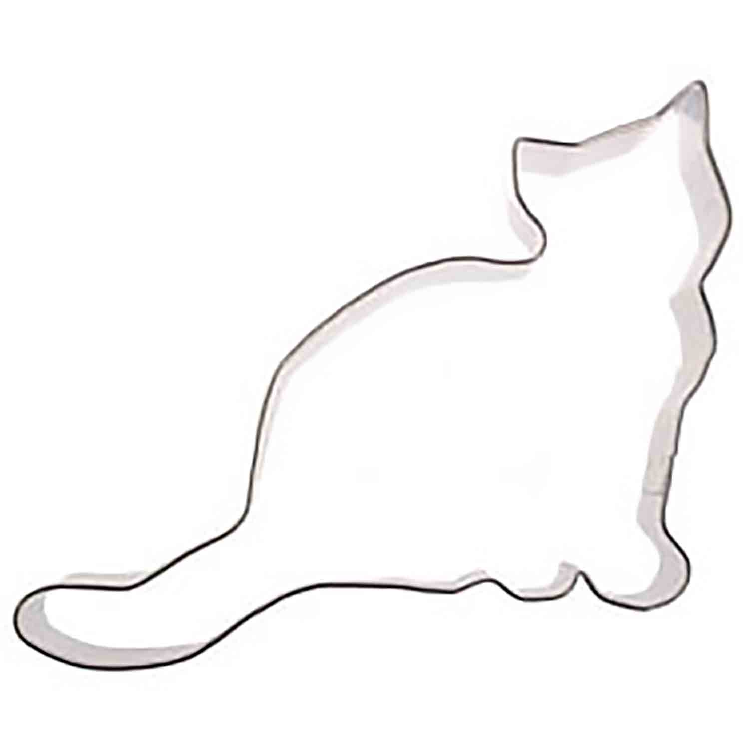 Kitten Cookie Cutter